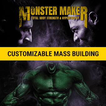 Athlean-X Monster Maker Program