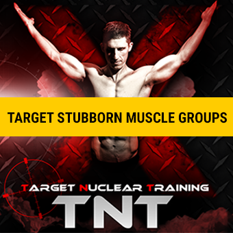 Athlean-X TNT Targeted Muscle Groups