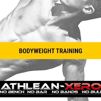 Athlean-X Xero Bodyweight Program