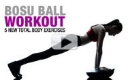 Try HIIT With a BOSU! (You Won't Regret It!!)