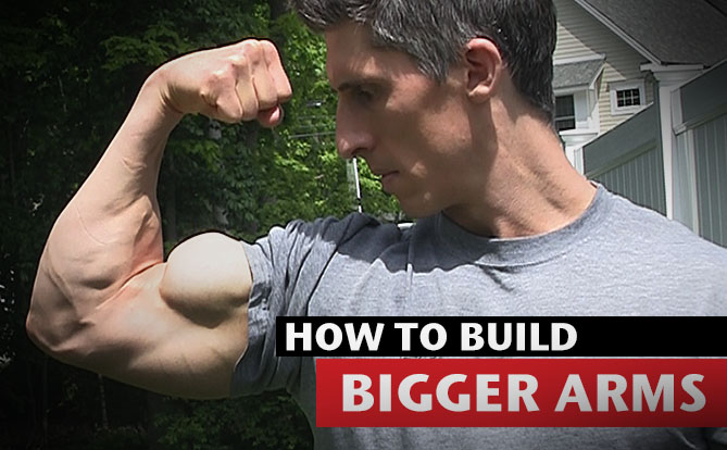 build big arms triceps and biceps jeff cavaliere