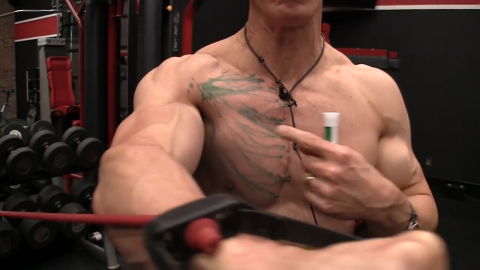 bench press alignment with middle chest fibers