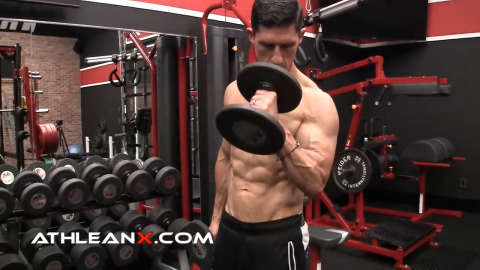 hammer curls aren't enough to hit the brachialis and increase biceps width