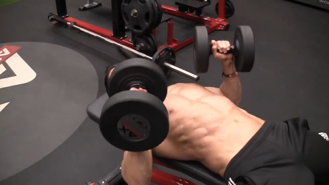 dumbbell bench press is not a good power exercise for chest