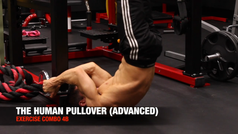 human pullover