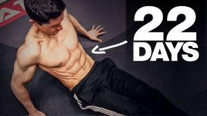 How To Get SIX PACK ABS At Home